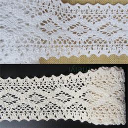 53d0273ec5b80 Shop Cotton Lace Embroidered Trim UK | Cotton Lace Embroidered Trim ...