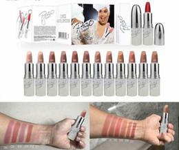 Lipstick 3g Dhl Australia - Factory Direct DHL Free Shipping New Makeup Lips NO:865 Patrick Starrr Matte Lipstick!!3g