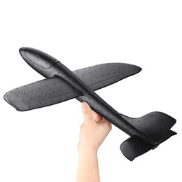 $enCountryForm.capitalKeyWord UK - 19 33Inches Big Size Hand Launch Throwing Aircraft Airplane DIY Inertial Foam EPP Plane Toy