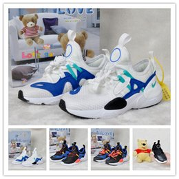 running shoe huaraches Australia - Top Quality Kids Baby Huarache 7 Running Shoes Huaraches des chaussures Athletic Sport Outdoor Zapatillas Hombre Sneakers