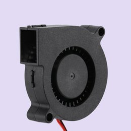 blower for computer NZ - 50*50*15 DF5015SM DC 12V Blower Radial Cooling Fan For 3D Printer Humidifier