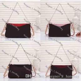 Flower small shoulder bag online shopping - PALLAS CLUTH Monos ram M41483 Womens Designer Fashion Clutch Evening Handbag Bag Small Luxury Shoulder Handbag Phone purse Canvas