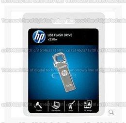 $enCountryForm.capitalKeyWord Australia - 8GB 16GB 32GB 64GB 128GB 256GB Original HP v250w USB flash drive Hooke pendrive high quality USB 2.0 memory stick