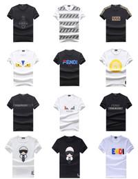 Venta al por mayor de Moda de verano de los hombres Carta Casual Imprimir Hip Hop T Shirt Medusa Men Tops Camisetas Hombre O-cuello Hiphop manga corta Gym Sport Tees # 4711