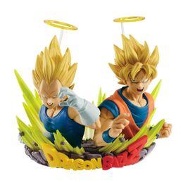 Figure Bust Australia - Dragon Ball Z Com: Figuration GOGETA Vol.2 Collection Figure - Super Saiyan Son Goku & Vegeta bust Statue Figure Model Toys