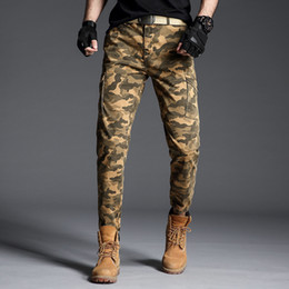 $enCountryForm.capitalKeyWord Australia - Pop2019 Camouflage Cotton Pure Outdoors Mountaineering Leisure Time Overalls Easy Multi Bag Nine Part Pants Male Will