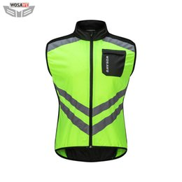 $enCountryForm.capitalKeyWord Australia - WOSAWE Motorcycles High Visibility Reflective Vest Motocross Off-Road Vest MOTO Protection Gear Sports Running Cycling