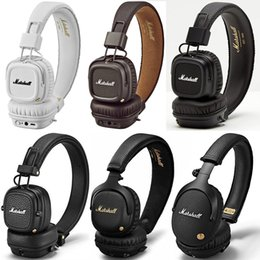 $enCountryForm.capitalKeyWord Canada - Hight Quality Marshall Headphones of MAJOR I II III MID ANC MONITOR MODE EQ Wired Wireless Bluetooth On ear Headphones STOCKWEL Speaker