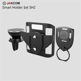 Metal Air Australia - JAKCOM SH2 Smart Holder Set Hot Sale in Cell Phone Mounts Holders as air cooler metal plate card printer