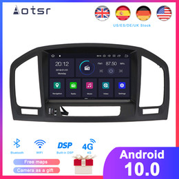 Chinese android Console online shopping - DSP Android Car DVD Player GPS Navigation For Insignia Auto Radio Multimedia Player Satnav Head Unit