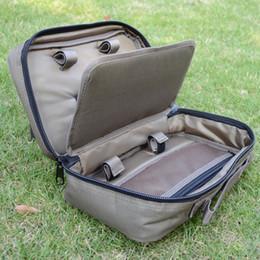 $enCountryForm.capitalKeyWord NZ - 20x33x10cm Carp Fishing Bags for Bank Sticks Rod Pod +Bite AlarmsBuzz Bar #562803