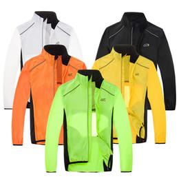 $enCountryForm.capitalKeyWord Australia - Men Reflective Cycling Jacket Long Sleeve Waterproof Windproof Bike Jackets Ultra Light Quick Dry Wind Coat Chaqueta Ciclismo SH190702
