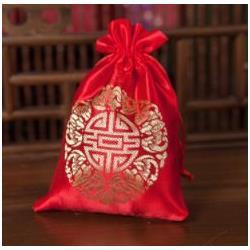 $enCountryForm.capitalKeyWord Australia - 10pcs 17x23cm Cookie Packaging wedding decoration cloth Bags Gifts Bags Biscuits Candy Cake Package Snacks party supplies free shipping