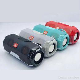 $enCountryForm.capitalKeyWord NZ - TG Series TG143 Mini Protable Wireless Bluetooth Speaker LED Light Flash Mp3 Music Player For All Phone PC China Brand TG Logo