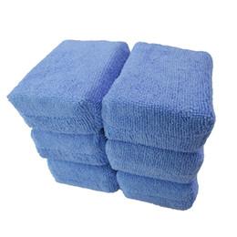 $enCountryForm.capitalKeyWord Australia - Cleaning Vehicle Car Microfiber Towel Cloth Washing Cleaning Sponge Block Wax Sponge Block Polishing Tire