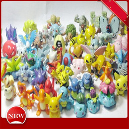 figures manga 2019 - Anime Manga Figures Small Monster Shaped Mini Statue 144 Styles Children Kids Gifts Popular Hot Sale 0 29ml D1 cheap fig