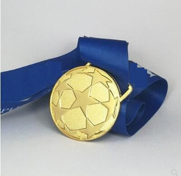 $enCountryForm.capitalKeyWord Australia - New Metal Champions League Medals 2019 Winner Award Soccer Medals for Fans Collections and Souvenir Gold and Silver Medals