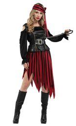 $enCountryForm.capitalKeyWord NZ - Shanghai Story Halloween Women Masquerade Fancy Dress Pirate Costume Cosplay