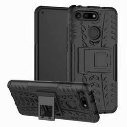 "$enCountryForm.capitalKeyWord Australia - TPU+PC For Huawei Honor V20 6.4"" Case Heavy Duty Armor Shockproof Hybrid Hard Soft Silicone Rugged Rubber Phone Case Cover"