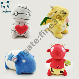 Wholesale video games series for sale – custom How to Keep a Mummy Series Stuffed Animals Mummy Plush Doll Toys Kids Birthday Gifts For Kids Toys