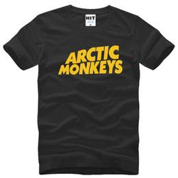 Red Monkey T Shirts Australia - Rock Arctic Monkeys Letter Printed Mens Men T Shirt Tshirt Summer New Short Sleeve Cotton T-shirt Tee Camisetas