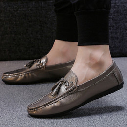 ef9b25608c68 Male Korean version of the wild personality in the summer increased wild  lazy sets of shoes men s casual shoes lightweight