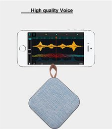 $enCountryForm.capitalKeyWord Australia - High quality New wireless Bluetooth mini speaker Portable card aux usb input subwoofer mobile audio box with mic and retail box