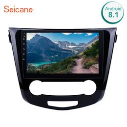 Nissan Audio Australia - Seicane 10.1 Inch 2Din Android 8.1 Car Radio For 2016 Nissan Qashqai GPS Navigation Bluetooth Audio Multimedia Player Head Unit