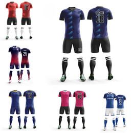 40a5177949a Football uniForm custom online shopping - custom Fully Sublimation Custom  Soccer Jersey various colors football Uniform