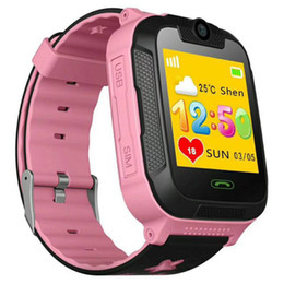 $enCountryForm.capitalKeyWord Australia - 3G Kids Smartwatch Children GPS Safety Smart Watch Tracker Monitor Pedometer Camera Wristwatch