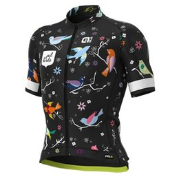 $enCountryForm.capitalKeyWord NZ - Tour de France ALE team summer Cycling Short Sleeves jersey outdoor mens Breathable sportwear clothes Bicycle Riding Clothing Ropa Ciclismo