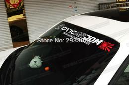 $enCountryForm.capitalKeyWord NZ - 3 sizes Car Sticker JDM Front Windshield Car Whole Body Decals for Japan OSAKA Drift