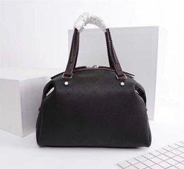 M54672 кожаный логотип замок сумочка кошелек сумка Бродяга сумки ТОП ручки Бостон крест тела MESSENGER сумки на ремне