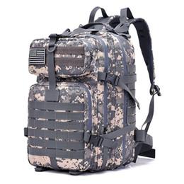 Discount military tactical backpack rucksacks - 42L Military Tactical Assault Backpack Army 3D Waterproof Outdoor Bag large Rucksack Hiking Camping Hunting Trekking Tra
