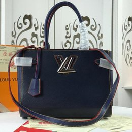 Wholesale french women handbags for sale - Group buy Fashion luxury designer men and women shoulder bag designer French Paris style luxury handbag shopping bag tote bag s1