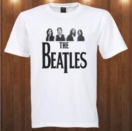 Pop Tees Australia - The Beatles tee rock pop band John Lennon S M L XL 2XL 3XL T-shirt The Quarrymen Cool Casual pride t shirt men Unisex