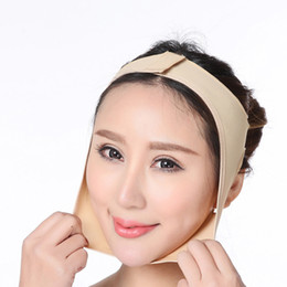 slimming face band NZ - Facial Thin Face Mask Slimming Bandage for Beauty Skin Care Belt Shape Lift Reduce Double Chin Face Mask Face Thining Band
