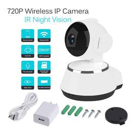 Cctv Wifi Ip Australia - HD 720P Home Security IP Camera Wireless Mini Network Camera 2MP Night Vision Surveillance CCTV WiFi Baby Monitor iCsee