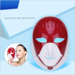 $enCountryForm.capitalKeyWord NZ - Cleopatra LED mask touch photon rejuvenation color light cosmetology face and neck integration factory direct sales