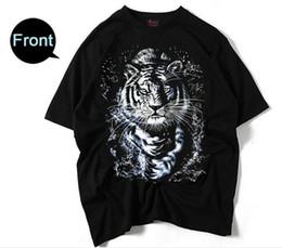 $enCountryForm.capitalKeyWord NZ - Wholesale 2019 New Fashion Rottweiler dog print High quality O-neck Black tee t shirts for men women cotton free shipping