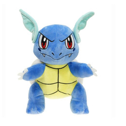 best toys UK - Hot ! New Toy Wartortle Soft Doll Plush Toy For Kids Christmas Halloween Best Gifts 11.8inch 30cm