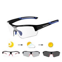 $enCountryForm.capitalKeyWord UK - Photochromic Wholesale Cycling Sunglasses Eyewear UV400 MTB Road Bicycle Myopia Goggles For Women Men Outdoor Sports Bike Glasses