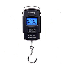 $enCountryForm.capitalKeyWord Australia - Outdoor Portable Fishing Scale 50kg 10g LCD Electronic Balance Digital Fishing Accessories Lage Hanging Digital Scale CCA11765 30pcs