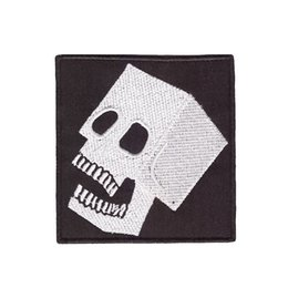 $enCountryForm.capitalKeyWord Australia - SEW IRON PATCH Computer EMBROIDERED Biker Skull Fire Pirate Bike Motorcycle DIY Apparel Accessories hats Badge Patches