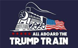 PeoPle window stickers online shopping - 2020 Trump Car Sticker Donald Trump Locomotive Stickers Train Window Sticker All Board the Trump Train Sticker