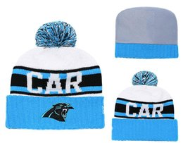 best service 82d96 6f144 Wholesale top quality Carolina Sport Winter Hats Panthers Stitched Team  Logo Brand Warm Men Women Hot Sale Knitted Caps Cheap Mixed Beanies
