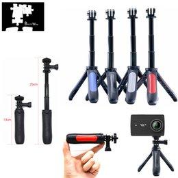 Tripod for camcorders online shopping - Handheld Mini Tripod Selfie Stick Extendable Monopod Stand for XIAOMI Mijia Panoramic Mi Sphere Camcorder Mijia Mini K