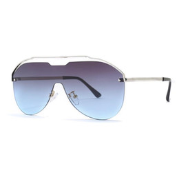 Lens sports online shopping - 2019 new hot high quality fashion Band UV400 Protection men and women sun glasses glasses mens womens sunglasses glasses with box case