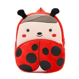 Discount good quality girls school bags - 2019 good quality Factory Kindergarten Schoolbag 3d Cartoon Kids Animal Backpacks Children School Bags For Girls Boys Mo