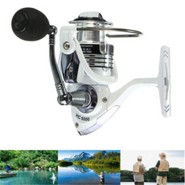$enCountryForm.capitalKeyWord Australia - Quality Metal Fishing Spinning Reel 13+1BB Gear Ratio 5.2:1 Right or Left-Handed Spinning Fishing Reel HC1000-7000 For Saltwater